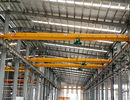 Construction Hoist 7.2m/Min 25 Ton Double Beam Overhead Crane